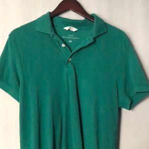 Teal Men's Small H&M Polo